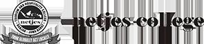 NETJES COLLEGE Logo